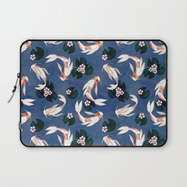 Japanese carps Laptop Sleeve