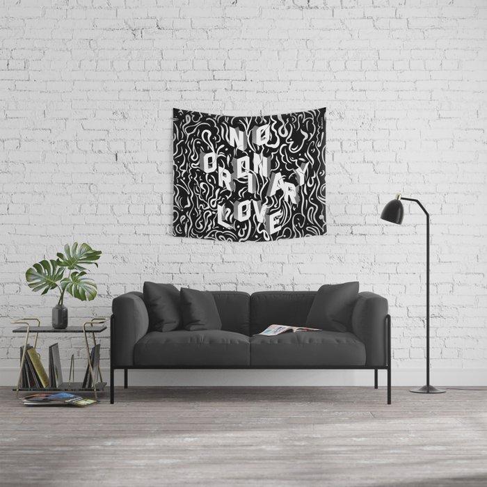 No Ordinary Love Wall Tapestry