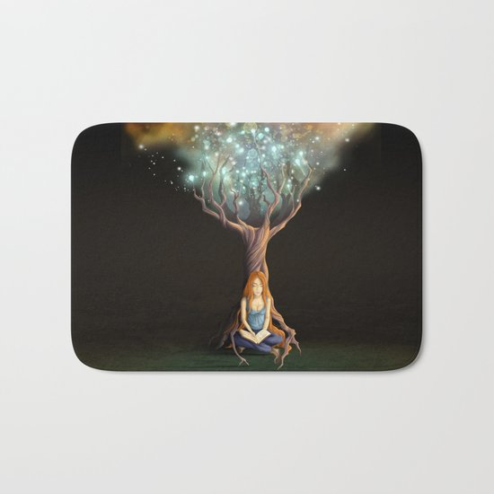 Tree of Knowledge Bath Mat
