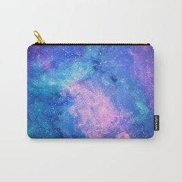 Cloud Galaxy with Stars Carry-All Pouch