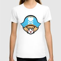 pagan T-shirts featuring Captain Pagan by Pagan Holladay