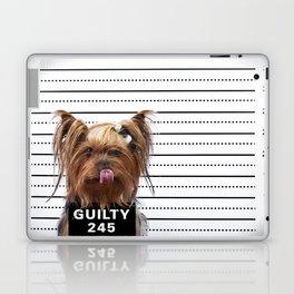 GUILTY! Laptop & iPad Skin