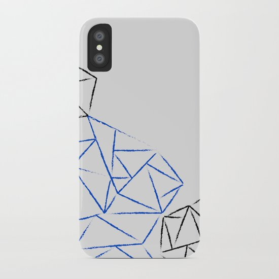 Astoria Grey iPhone Case