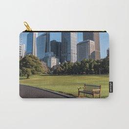 Urban Peace - Sydney Royal Botanic Gardens Carry-All Pouch