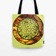 Food Mix Tris Tote Bag