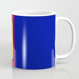 football team 1 number nine Coffee Mug
