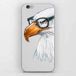 Eagle Eye iPhone Skin