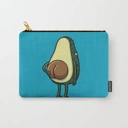 Butt Avocado Carry-All Pouch