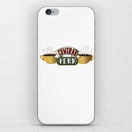Friends - Central Perk iPhone Skin