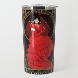 Lydia Nouveau - Beetlejuice Travel Mug