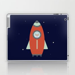 Fox Rocket Laptop & iPad Skin