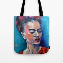 Je te ciel, hommage à Frida Kahlo Tote Bag