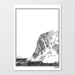 Escapism : Great Heights  Canvas Print