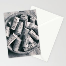 Collection of Corks. Stationery Cards
