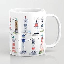 Swedish lighthouses Coffee Mug