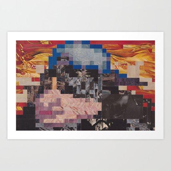 Hoagie Art Print