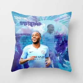 Sterling England Manchester Throw Pillow