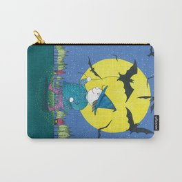 halloween full moon Carry-All Pouch