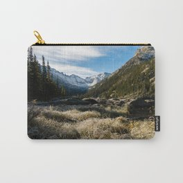 Mills Lake Morning Carry-All Pouch