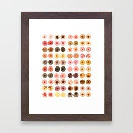 Bubbies Framed Art Print
