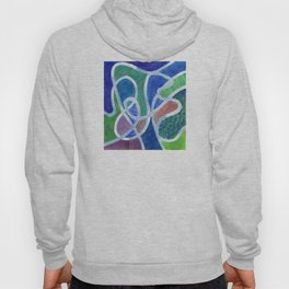 Curved Paths Hoody