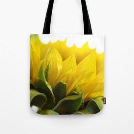 Sunflower V Tote Bag