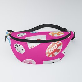 #casino #games #accessories #pattern 7 Fanny Pack