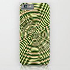 Warped Rings iPhone 6s Slim Case