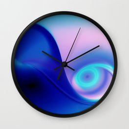 the sound of waves -4- Wall Clock