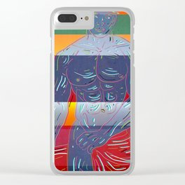 new day is coming 2 Clear iPhone Case