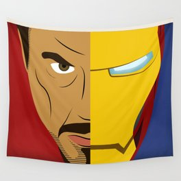 Iron Stark Wall Tapestry