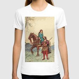 Medieval Romance T-shirt
