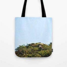 Giraffe. Tote Bag