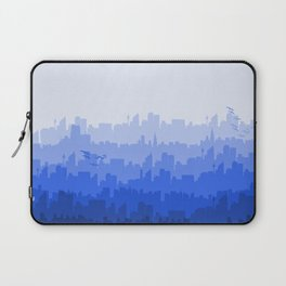 Philadelphia Layered Artwork Laptop Sleeve