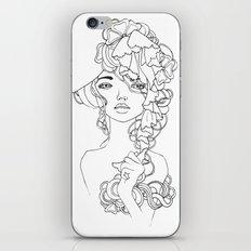 Girl#2 iPhone & iPod Skin