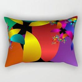 fractal geometry -120- Rectangular Pillow