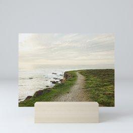 California Coast Trail Mini Art Print