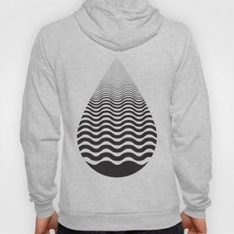Water Drop Hoody