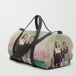 The Country Collies Duffle Bag