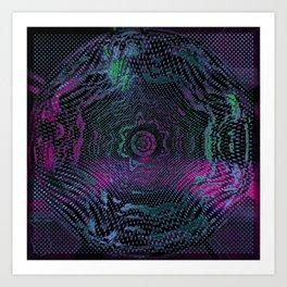 Lacey Like Art Print