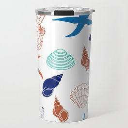 Just for the Shell of it Travel Mug