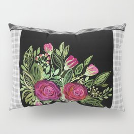 Rustic patchwork 2 Pillow Sham