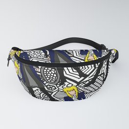 Heroes Fashion 11 Fanny Pack