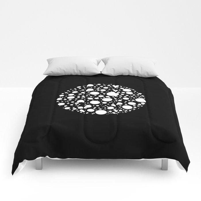 SO CLOSE, SO FAR Comforters