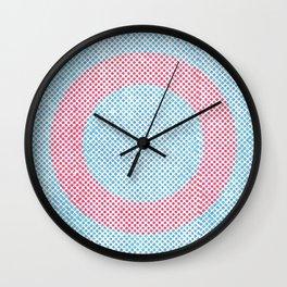 Lying in a zero circle Wall Clock