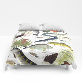 The River Thames Comforters