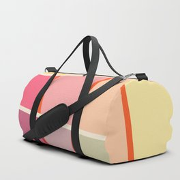 Colorful Design Sunshine Duffle Bag