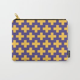Swiss Cross Royal Carry-All Pouch