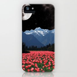 Tulip Lake iPhone Case