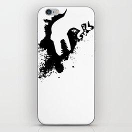 T-Rex Splash iPhone Skin